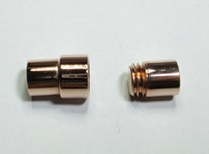 Screw Lock produced by Caloz international - Lathing